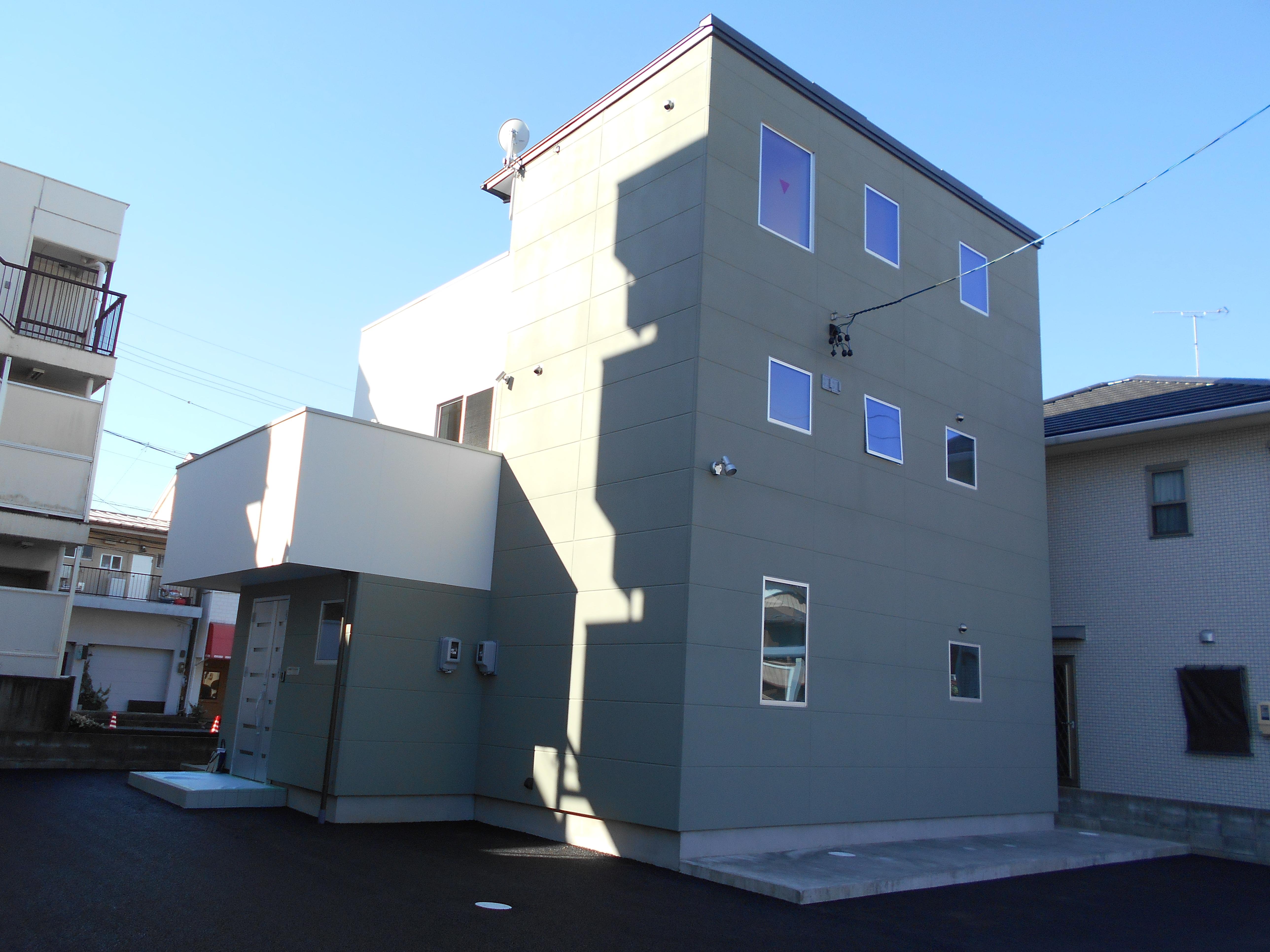 H邸 事務所併用住宅